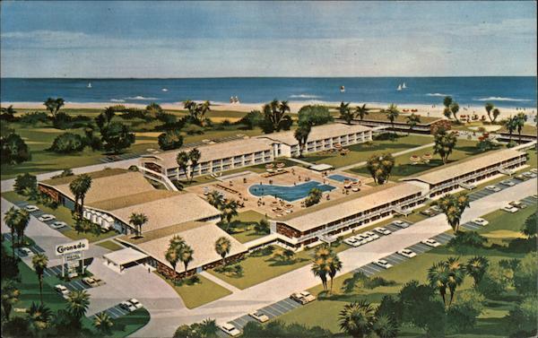 Coronado Motor Hotel Fort Walton Beach Florida