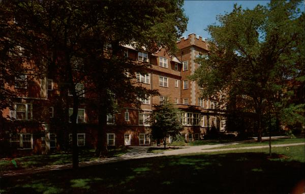 Roblee Hall, Stephens College Columbia Missouri