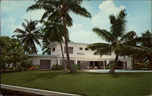 Home of Louis Dom Fort Lauderdale Florida