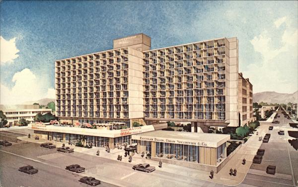 Sheraton-Wilshire Motor Inn in Los Angeles California