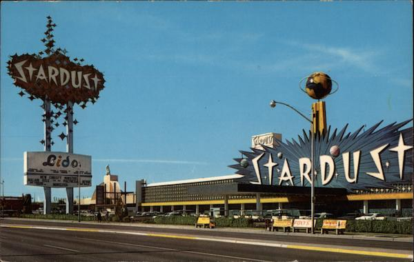 The Stardust Hotel in Las Vegas Nevada
