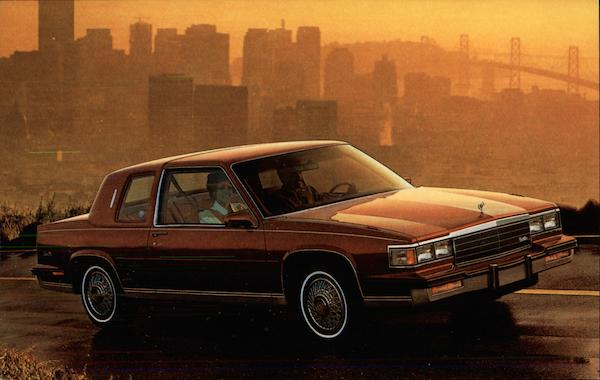 Cadillac for 1986 Cars