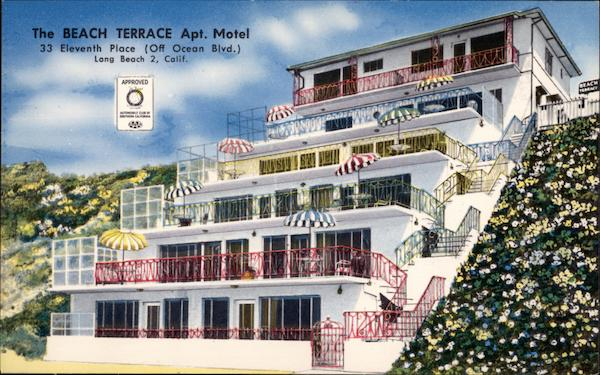 The Beach Terrace Apt Motel