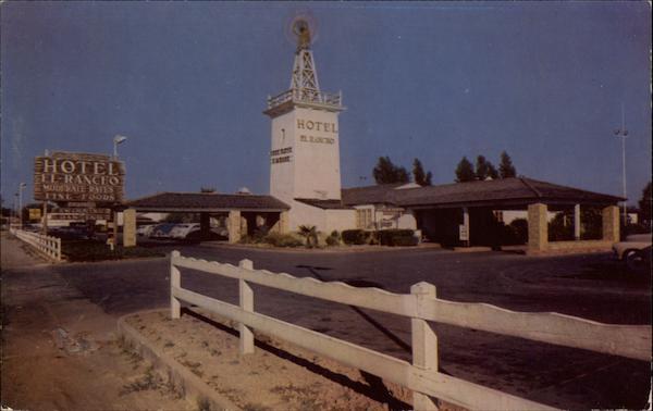 The Original Hotel El Rancho Sacramento, CA