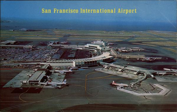 International Airport San Francisco California Airports