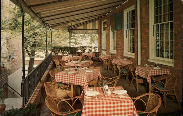 France's Terrace Bar and Restaurant Washington District of Columbia