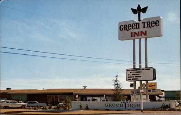 Green Tree Inn Victorville Ca