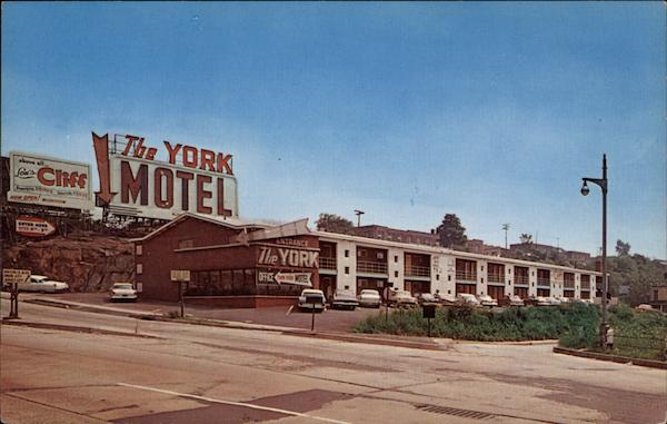 York Motel North bergen New Jersey