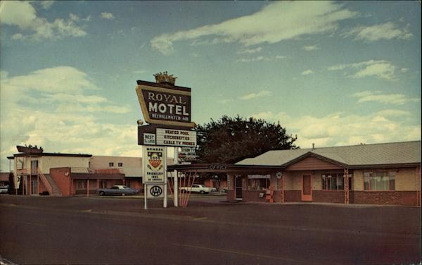Royal Motel Roswell New Mexico