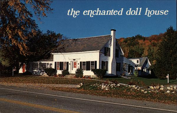 The Enchanted Doll House Manchester Center Vermont