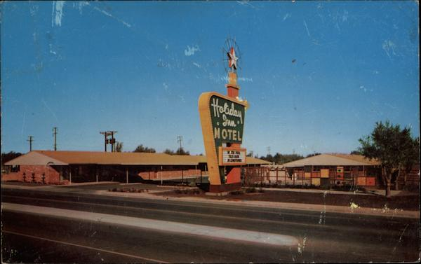 Holiday Inn Motel Amarillo Texas