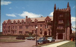 McMaster University - Administration Building Postcard