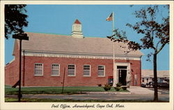 Cape Cod Post Office