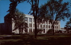 Lincoln HIgh School Postcard