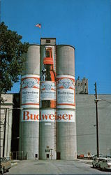 Malt House of the Budweiser Brewery