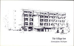 The Village Inn Postcard