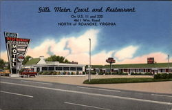 Gill's Motor Court and Restaurant