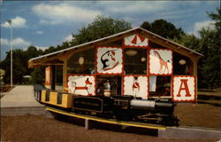 The Nut Tree Railroad