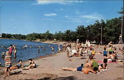 The Swimming Beach in Erin Park