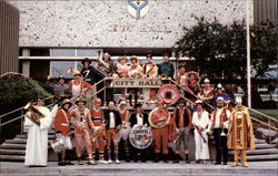 The City of Kamloops Rube Band