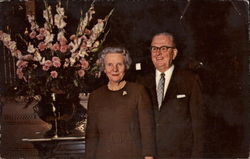 Dr. and Mrs. Norman Vincent Peale