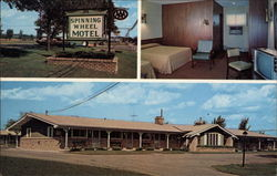 Spinning Wheel Motel in Baraboo