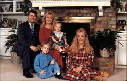 Judge Steve Phelps Family Christmas Card