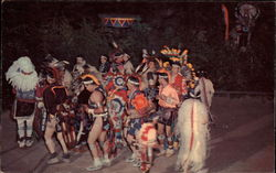 The Snake Dance - Stand Rock Indian Ceremonial