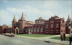 Arts and Industries Building, Smithsonian Institution