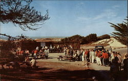Barbecue Area, Asilomar Hotel and Conference Grounds