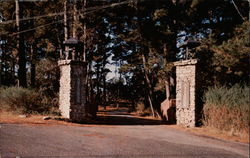Gateway to Asilomar Hotel and Conference Grounds