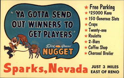 The Sparks Nugget