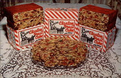 Old Fashioned Claxton Fruit Cake