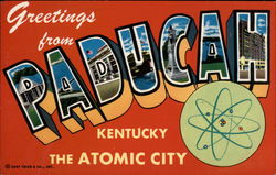 Greetings From The Atomic City