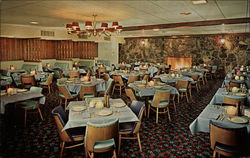 Dining Room, Holiday Inn