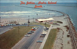 The Jetties...Padre Island South