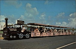 Treasure Isle Tour Train