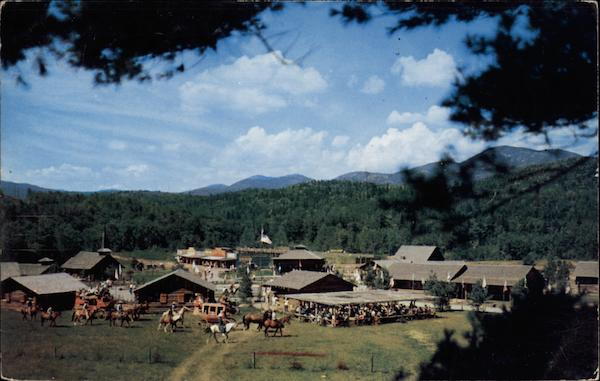 frontier town inc schroon lake  ny