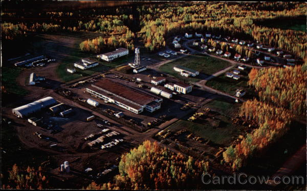 Fort Nelson Forest Industries Canada British Columbia