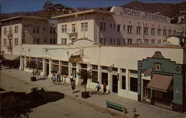Hotel Atwater Avalon Catalina Island
