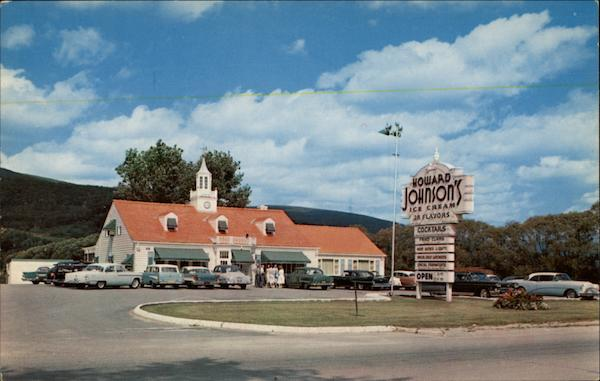Howard Johnson 39 S Restaurant Williamstown MA