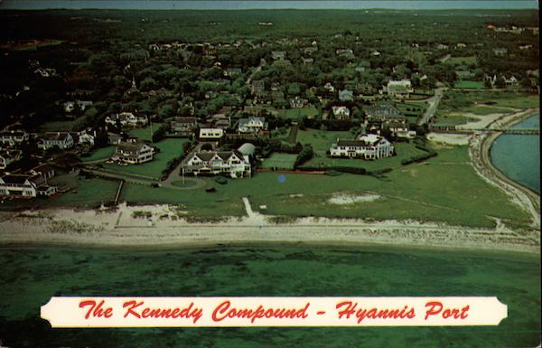 The Kennedy Compound Hyannis Port Cape Cod Ma