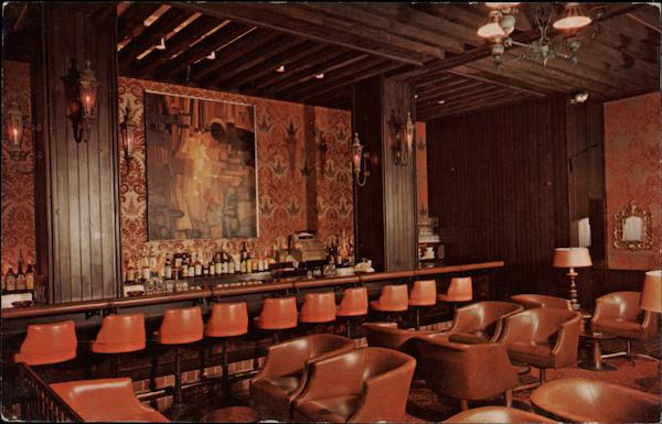 The Eliot Lounge Boston Massachusetts