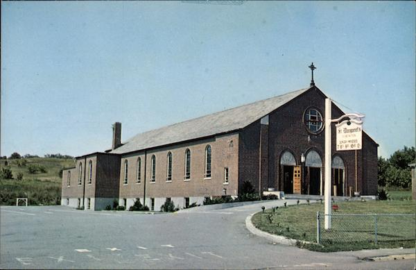 St. Margaret's Catholic Church Burlington Massachusetts