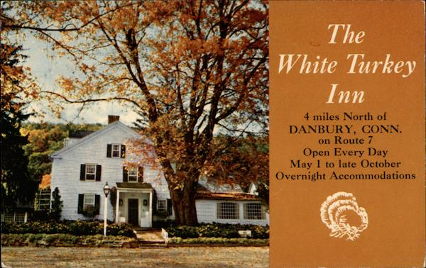 What Is My Paypal Email >> The White Turkey Inn Danbury, CT