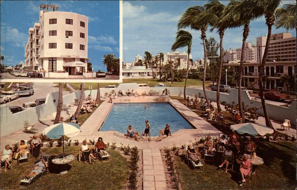 Mantell Plaza Miami Beach Florida