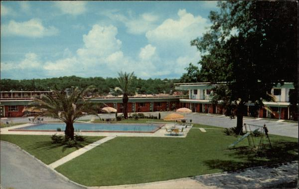 Southernaire Motel Tallahassee Florida