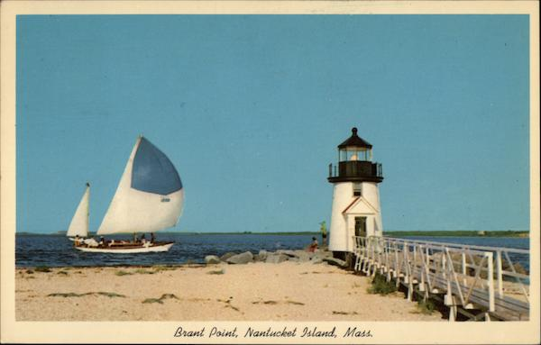 Brant Point Nantucket Massachusetts