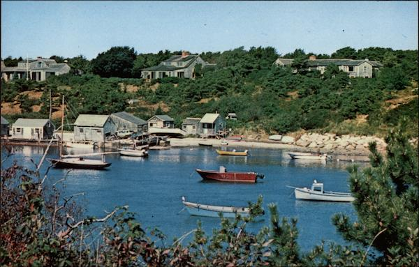 Oyster River - Chatham Cape Cod Massachusetts