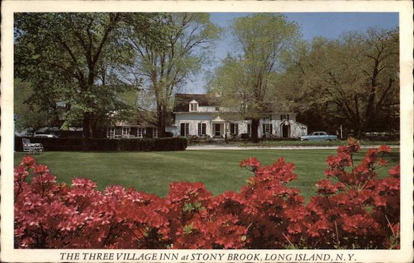 Three Village Inn Stony Brook Long Island Ny